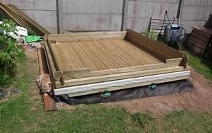 Sur Quoi Poser Un Abri De Jardin : construire un bureau de jardin cologique construire ~ Dailycaller-alerts.com Idées de Décoration