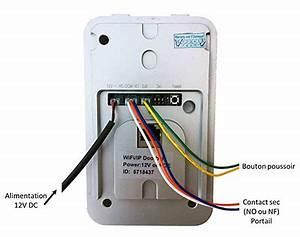 Interphone Sans Fil Legrand : interphone wifi portier video ip wifi longue port e ~ Edinachiropracticcenter.com Idées de Décoration