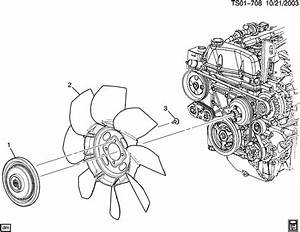 Engine Coolant Fan  U0026 Clutch  Llr  3 7e    Llv  2 9 3