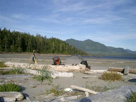 Boat Basin Hesquiat by Hesquiat Peninsula Trail A K A Escalante Trail