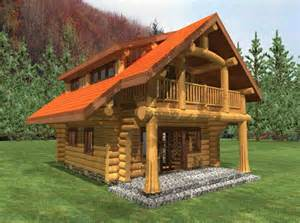 Inspiring Log Home Designs Photo by Small Cabin Kits Homes Design Beautifull View