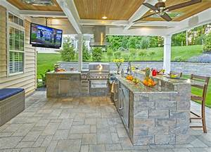 Custom, Outdoor, Living, Space, Designers, Delaware