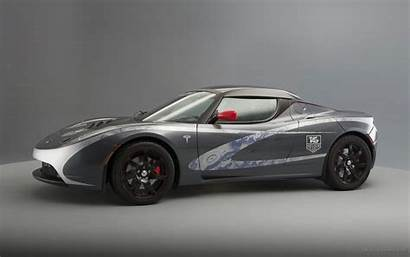 Tesla Tag Heuer Roadster Wallpapers Cars Wide