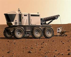 Manned Mars Expedition Rover Design Proposal For Future