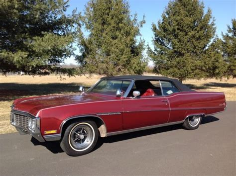 1970 Buick Electra 225 For Sale by 1970 Buick Electra 225 Convertible Looks Runs Great