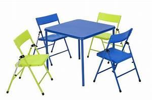 Ensemble De Table Chaises Pliantes Pour Enfant Walmartca