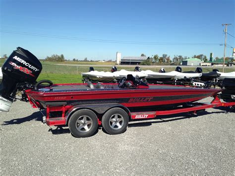 Bullet Bass Boats For Sale In Tennessee by Used Power Boats Bass Bullet Boats For Sale Boats