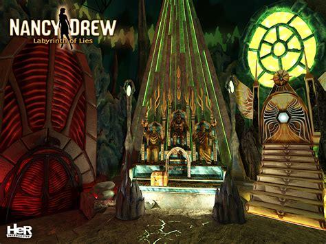 Nancy Drew Games Online Gamesworld