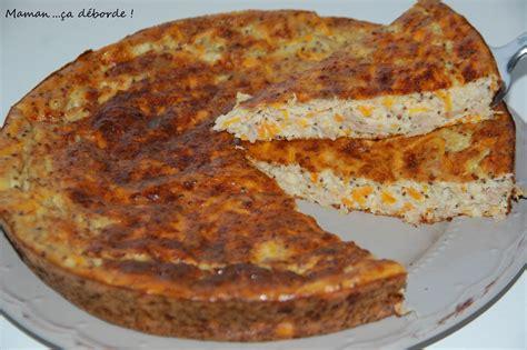 recette quiche sans pate au thon quiche sans p 226 te au thon et moutarde 224 l ancienne maman 231 a d 233 borde