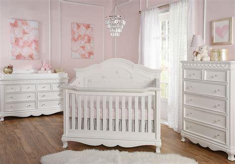 adelina pure white crib babycache