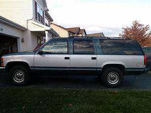 1995 Chevrolet Suburban - Overview