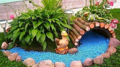 50 Creative Ideas For Garden Decoration 2016