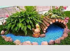 50 Creative Ideas For GARDEN Decoration 2016 Amazing