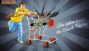 Black Friday Gun Sales Boom: Nearly Three Background ...
