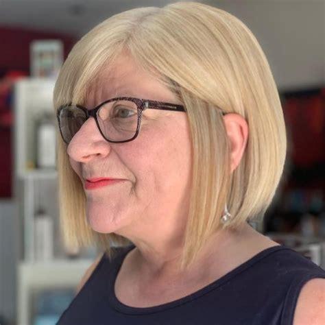Hair Styles Women Over 60
