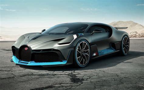million bugatti divo revealed
