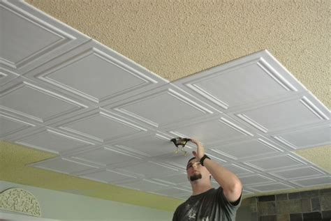 glue up ceiling tiles styrofoam ceiling tiles awesome ceiling design ideas