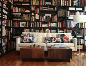 home interior design books fascinating library styles for contemporary home2014