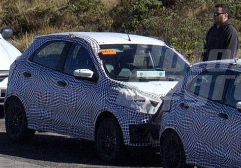 Ford Ka 2019 Facelift by 2019 Ford Ka Facelift Will Arrive In 2018 Ford Redesigns