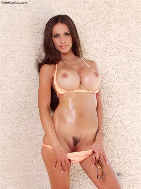 Catalina Cruz Fitness Model Gone Sexually Wild