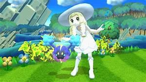 Super Smash Bros La Mod Pokmon Lune Et Soleil