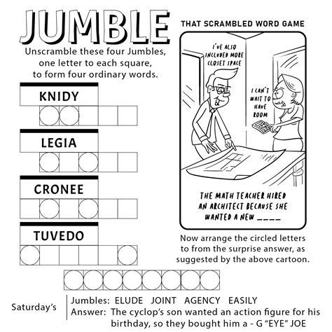 Jumble at the amersham arms tomorrow. 5 Best Free Printable Jumble Word Puzzles - printablee.com