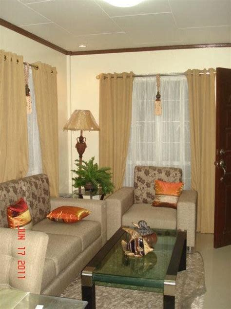 small house living room simple kisame design philippines wowhomy