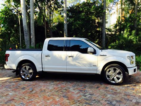 2016 Ford F150 Limited by 2016 F 150 Limited Delivery Dates Page 37 Ford F150