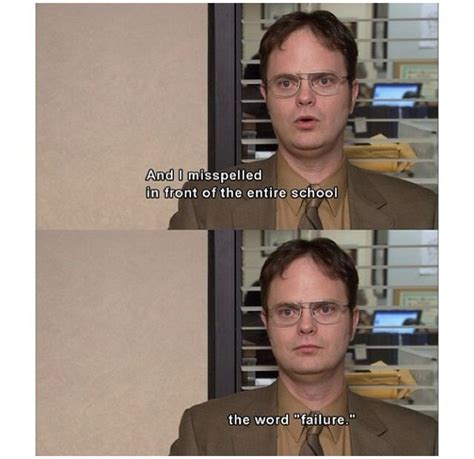 Funny Quotes The Office Dwight