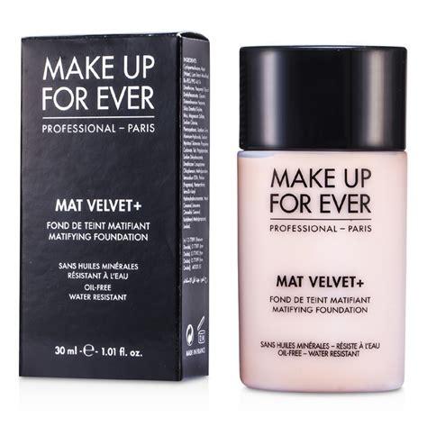 mufe mat velvet make up for mat velvet matifying foundation 45