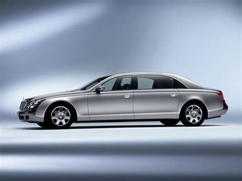 Maybach 62 Ultra-luxury Wallpapers By Cars-wallpapers.net