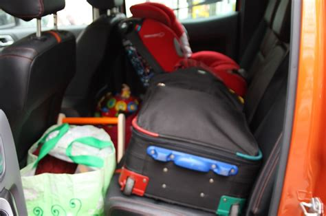 siège bébé dos à la route ford ranger wildtrak au quotidien jour 4 départ en week end