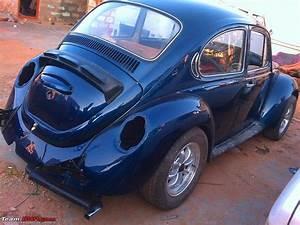 1973 Vw Super Beetle Monster Build Off - Delivered