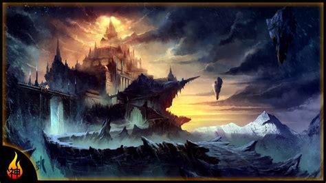 hour fantasy    summit beautiful epic
