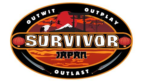 Fan-made Survivor Japan Logo : survivor