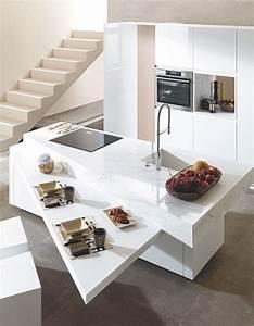 Huile Pour Plan De Travail : un plan de travail ultra r sistant pour une cuisine longue ~ Premium-room.com Idées de Décoration