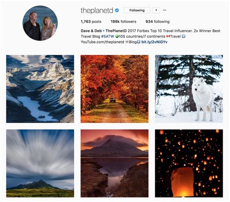 awesome nature accounts    follow  instagram