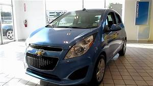 2013 Chevrolet Spark - Chevy Mini Car