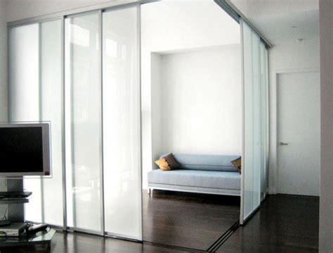 Sliding Glass Panels Room Dividers  Interesting Ideas For