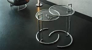 Adjustable Table E 1027 Classicon Small Table Adjustable