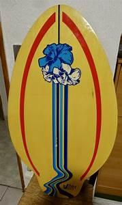 Planche Surf Deco : planche surf vintage pour deco luckyfind ~ Teatrodelosmanantiales.com Idées de Décoration
