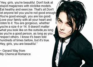 Mikey Way Quotes. QuotesGram