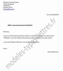 Delai Reponse Banque Pour Pret Immobilier : lettre annulation formulaire r siliation assurance moto bip ~ Maxctalentgroup.com Avis de Voitures