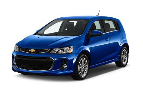 2018 Chevrolet Sonic Reviews And Rating Motortrend