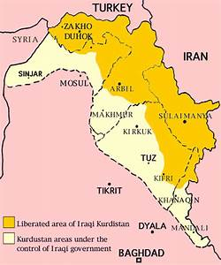 Maps of Kurdistan – In Mutual Weirdness