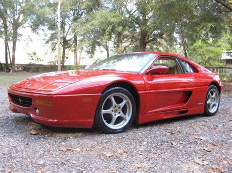 The body is fiberglass and looks just like the real one. 1994 Ferrari F355 Berlinetta Replica Garage Find NO ...