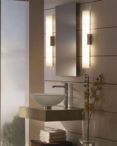 bathroom vanity lighting design modern cylindrical single bathroom wall lighting as