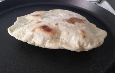 pain pita sans levure recette famoh