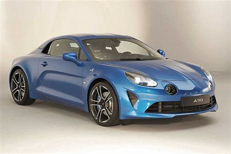 20182019 New Renault Alpine A110  The Revived Sports Car