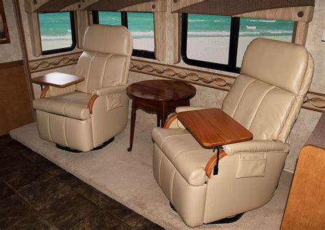 lambright comfort chairs for rv lambright lazy relaxor wall hugger recliners with tables
